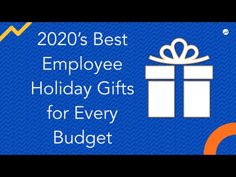 2020's Best Employee Holiday Gifts for Every Budget