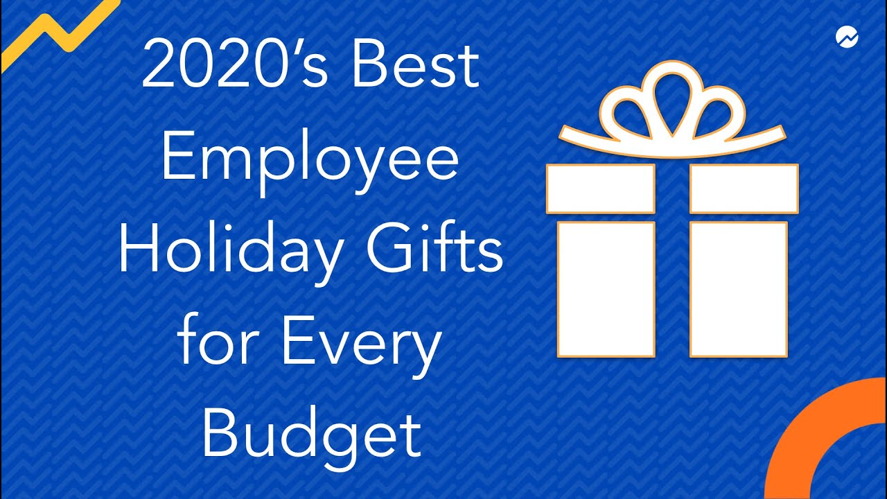 Employee Holiday Gifts for Every Budget