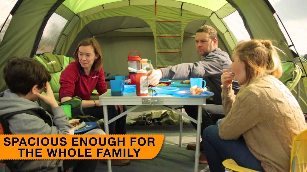 Urban Escape 6 Person Tent  sc 1 st  YouTube & Urban Escape 6 Person Tent - YouTube