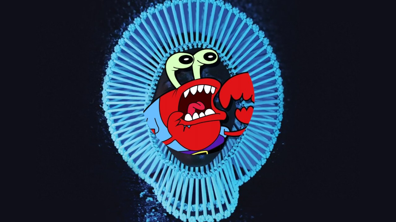 What Redbone would sound like if it was sung by a Mr Krabs