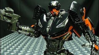 TFEVO HOT FIRE (The Last Knight Hot Rod): EmGo's Transformers Reviews N' Stuff