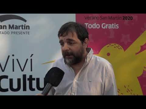 San Martín disfruta el ciclo Viví Cultura en todos los rincones de la ciudad