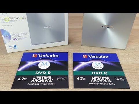 1000 Yıl Ömür: ASUS ZenDrive U7M Ve M-Disk İncelemesi