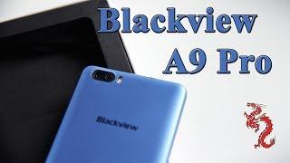 Blackview A9 Pro - бюджетный смартфон с привлекательным дизайном, н...