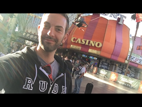 ✦ LIVE STREAM Gambling from Downtown Las Vegas! ✦ Live Chat with Brian Christopher while he plays!