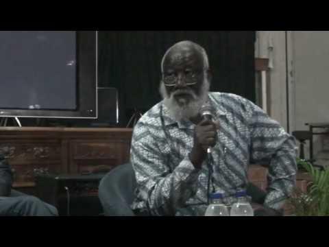 """The Burden of English In Africa"" - Professor Kwesi Kwaa (Part One)"