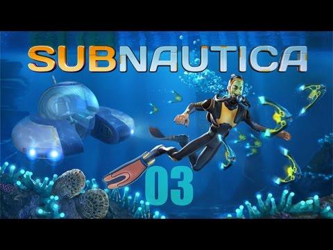 [FR] Subnautica Gameplay (mis à jour) – épisode 03 – Base fonctionnelle