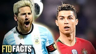 5 Best FIFA Players of All Time | 2018 World Cup