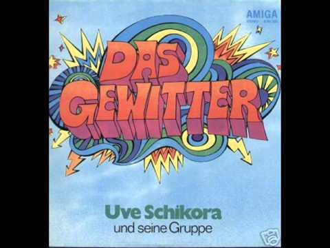 Uve Schikora Und Seine Gruppe - Das Gewitter 1972 (FULL ALBUM) [Progressive Rock]