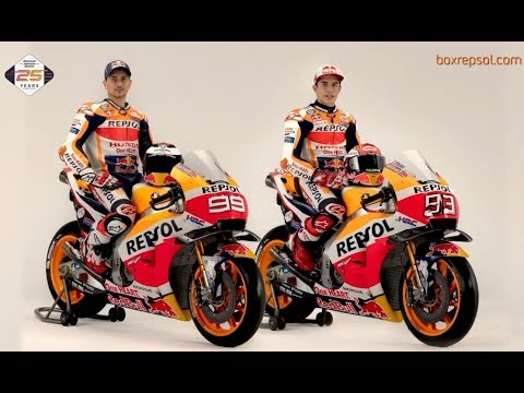 Marc Márquez & Jorge Lorenzo. 'Making of' photoshoot