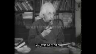 Energie atomique : Albert Einstein; Dr. Leo Szilard