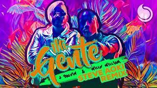 J Balvin, Willy William - Mi Gente (Steve Aoki Remix)