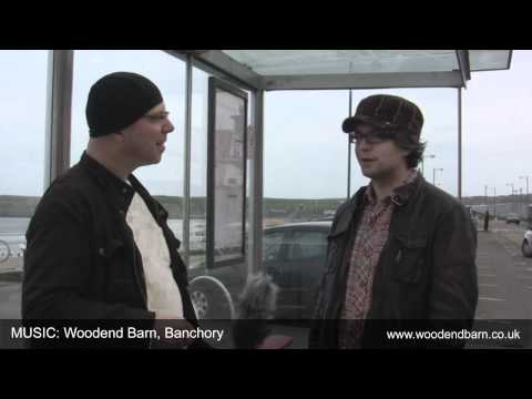 Woodend Barn: Jarlath Henderson and Ross Ainslie