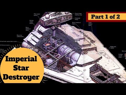 IN-DEPTH BREAKDOWN - Imperial-class Star Destroyer - Star Wars Ships & Vehicles Lore Explained