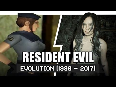 วิวัฒนาการ Resident Evil ปี 1996 - 2017