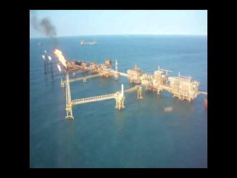 Vuelo en chopper plataforma petrolera.wmv - YouTube
