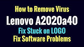 Lenovo A2020a40 _ install firmware - YouTube