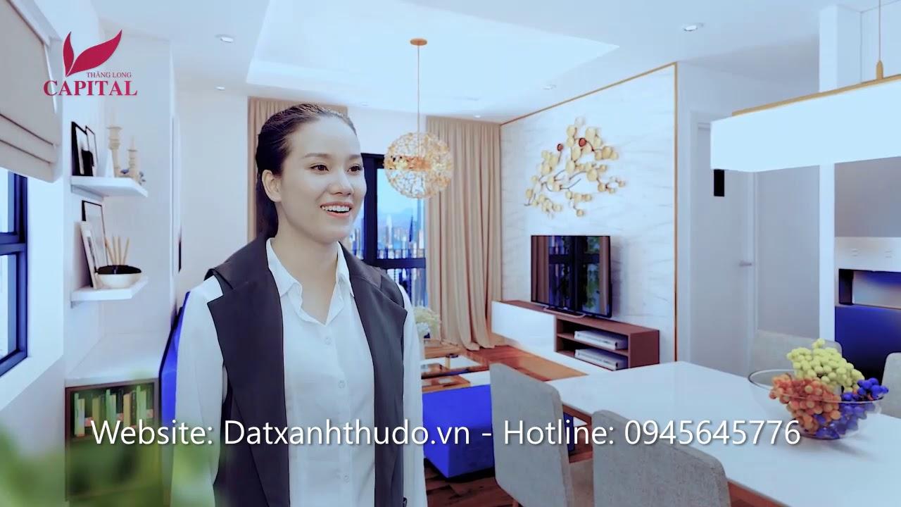 Thăng Long Capital – Chung cư Thăng Long capital. Hotline: 0945645776
