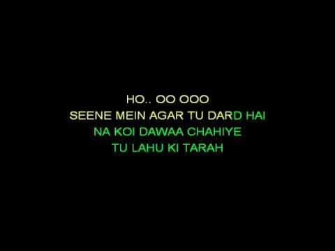 Tu Chahiye  Bajrangi Bhaijaan Full Karaoke Video