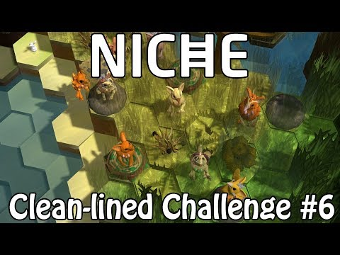 Rustles in the Grass! [SERIES FINALE] | Niche: Clean-Lined Challenge #6