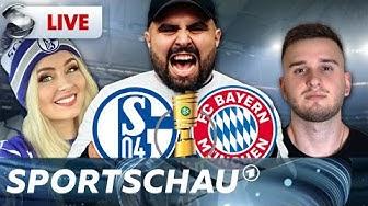 DFB-Pokal: Schalke 04 - Bayern Münchenlive mit Meti, Sabrina und IamTabak | Sportschau