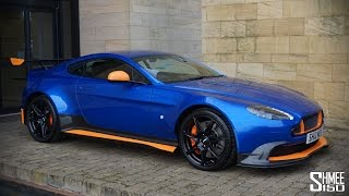 The First Drive in My Aston Martin Vantage GT8 [Episode 11]