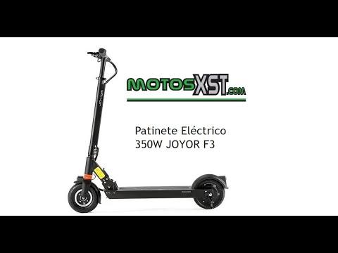 JOYOR F3 UNBOXING Patinete Elétrico MotosXST com Terrassa Barcelona