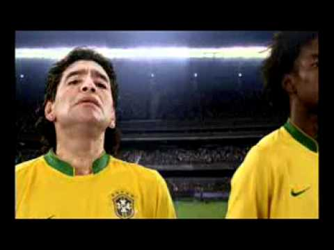 Jambo Sport Business - Guaraná Antarctica - Maradona 01.mpg