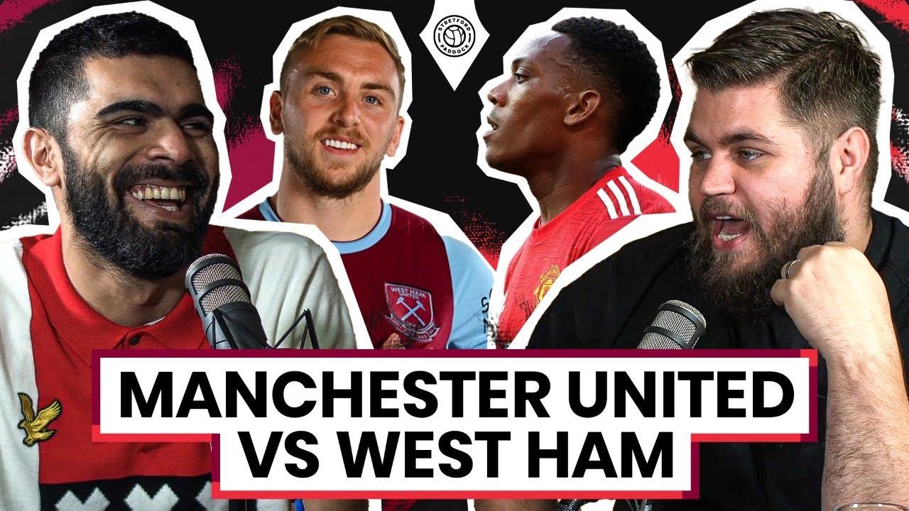 West Ham United 1 3 Manchester United Live Stream Watchalong Youtube