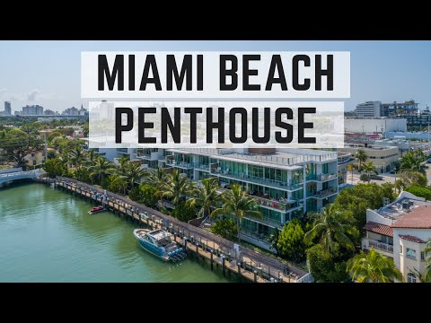 Miami Beach Penthouse | Live in Luxury