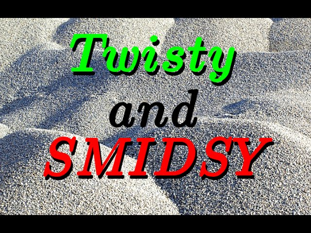Twisty and SMIDSY