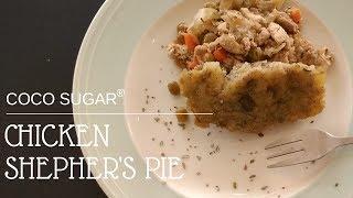 Chicken Sheperds Pie