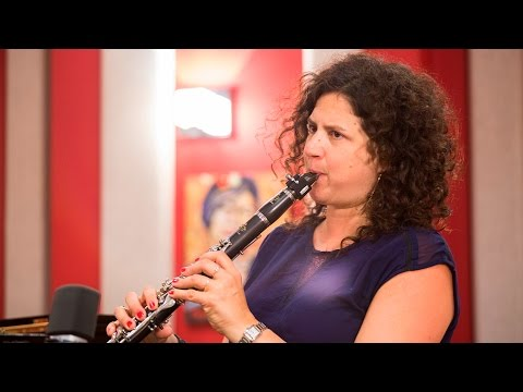 Anat Cohen 'Jitterbug Waltz'  | Live Studio Session
