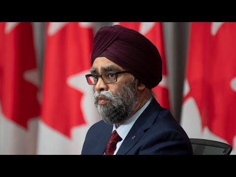 Former ombudsman says he told  Defence Minister Sajjan about misconduct claims against Vance