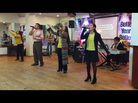 Came To Rescue - Jesus Christ to God be the Glory church NY - (April 15, 2018)