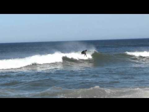 Surfing At Coast Guard Beach, Eastham