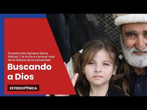 """Buscando a Dios"", History 2 presenta su especial para Semana Santa | Estereofonica"