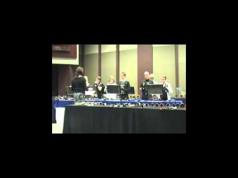 He Has Made Me Glad - The Master's Hands (Handbells)