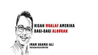 Kisah Mualaf Amerika Bagi-bagi Alquran, Shamsi Ali, Imam Masjid Besar NEW YORK bag-10