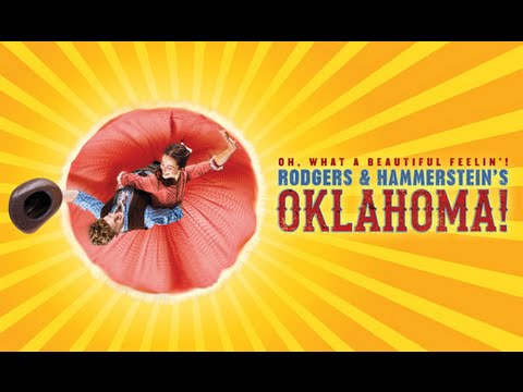 Review Oklahoma Musical UK Tour 2015   Belinda Lang Gary Wilmot Ashley Day Charlotte Wakefield