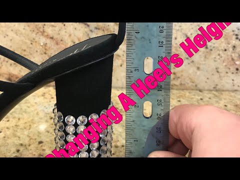 How To Change Giuseppe Zanotti Heel Height