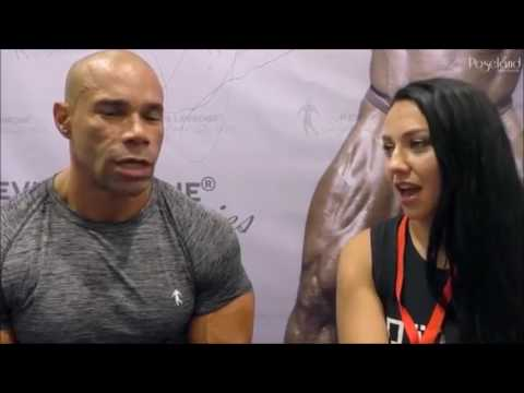 Kevin Levrone   Arnold Classic Barcelona Interview