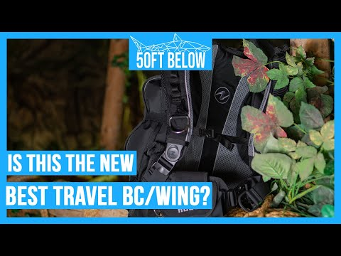 Aqua lung Rogue BCD Review | Is this the best Travel BCD?