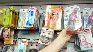 Бутылочки, ниблеры, соски, термометры обзор от 24.05. 2017