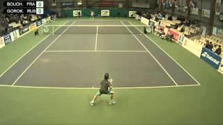 BOUCHELAGHEM (FRA) vs GOROKHOV (RUS) - Open Super 12 Auray Tennis