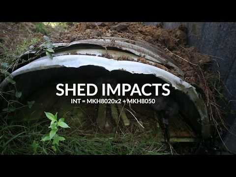 SHED IMPACTS Sound Library