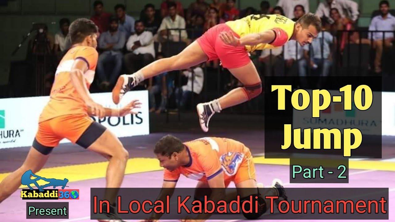 Download Top-10 Jump In Local Kabaddi Tournament (Part 2)