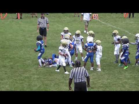 2019 HARVEY COLTS MIGHTY MITE GAME 3 VS ROCKFORD FIRST HALF