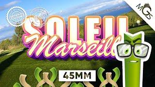 Vidéo: Gazon synthétique Soleil / Marseille 45mm 19€TTC/M2 livré