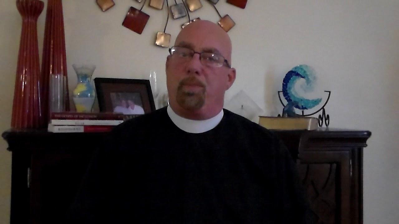 Rev Joe Parramore: Religious liberty is...